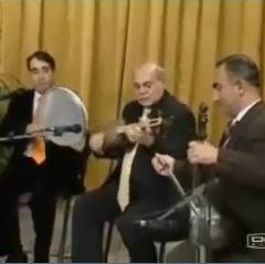 اجرای زنده احمد ستاری , Munis Sharifov، Elkhan Mansurov