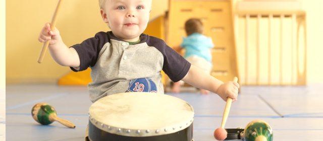 تاثیر یادگیری موسیقی بر کودکان