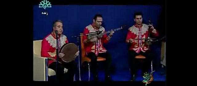 اجرای زنده استاد ستاری از شبکه استانی سهند تبریز
