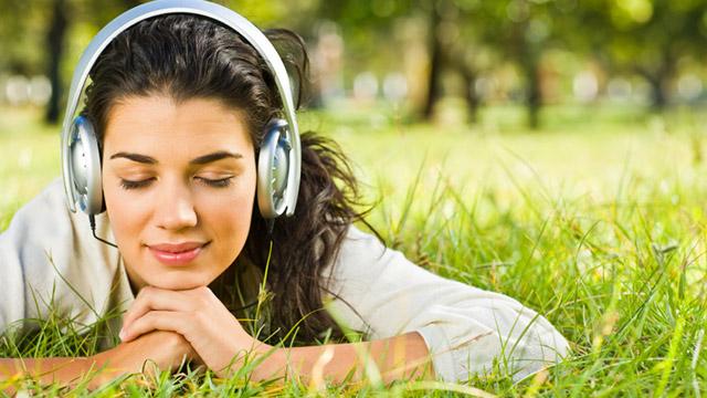 موسیقی و رفع استرس