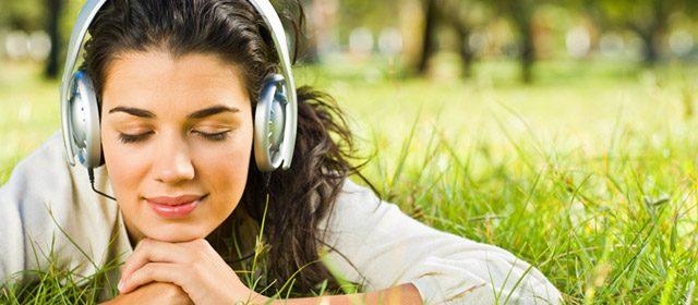 قدرت موسيقي در از بين بردن استرس